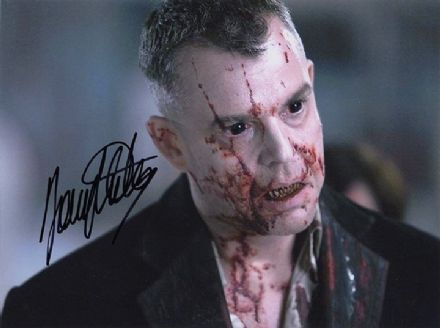 Danny Huson, 30 Days of Night, signed 8x6 inch photo.